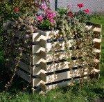 Hochbeet aufbauen